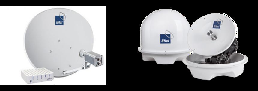 Комплект для приёма услуг спутникового интернета